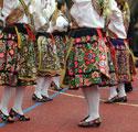 Exitosa actuación de los Grupos de Baile y Danza de La Casa de Zamora